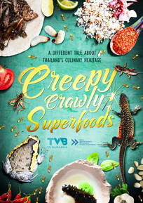 Creepy Crawly Superfoods