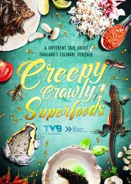 Creepy Crawly Superfoods