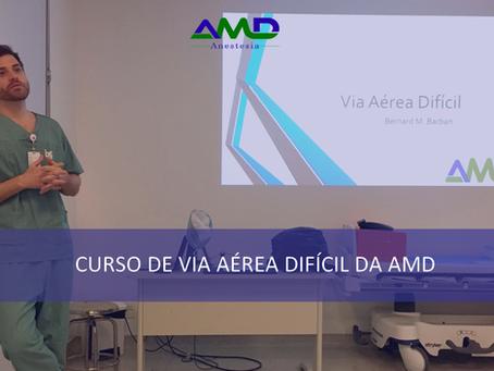 Curso de Via Aérea Difícil da AMD