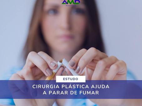 Você sabia que a cirurgia plástica tem ajudado pessoas a pararem de fumar?