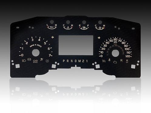 2011-2014 - Ford F-150 XLT - Big Screen (MPH/SHIFTER - PRNDM21)