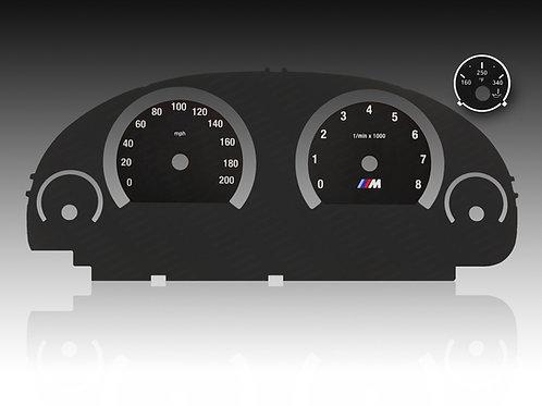 2014-2018 BMW M5/X5M/X6M  (MPH)