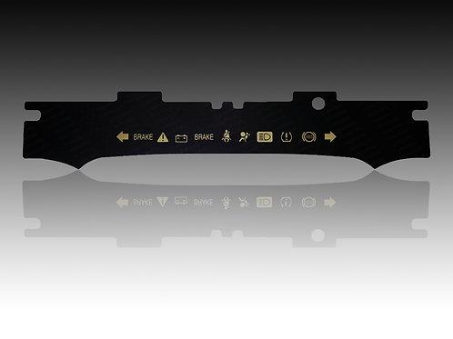 2015-2018 - Nissan Maxima Upper Faceplate (x10Pcs.)