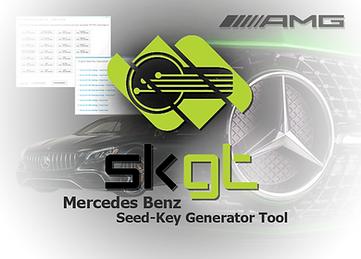 Mercedes Benz Seed-Key Generator Tool (MB SKGT)