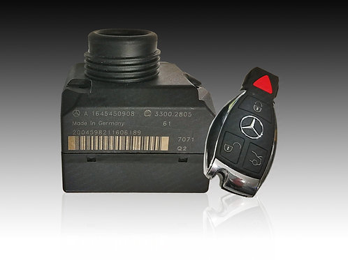 2009-2012 Mercedes-Benz Electronic Ignition Switch Repair Service (W164/X164)