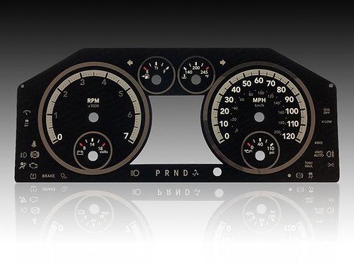 2009-2012 - Dodge Ram Gas (MPH)