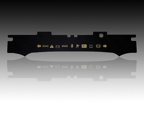 2014-2018 - Nissan Murano & Pathfinder Upper Faceplate (x10)