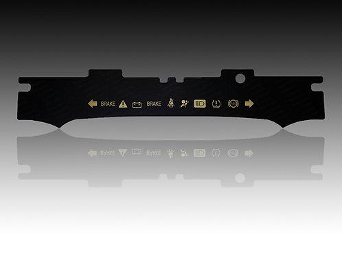 2014-2018 - Nissan Murano & Pathfinder Upper Faceplate (x10Pcs.)