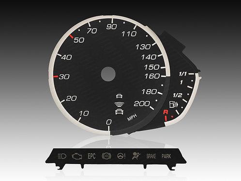 2014-2017 Audi A5/A6/A7/RS5/RS6/RS7 (3D/MPH) Adaptive Cruise Control (X5Pcs.)