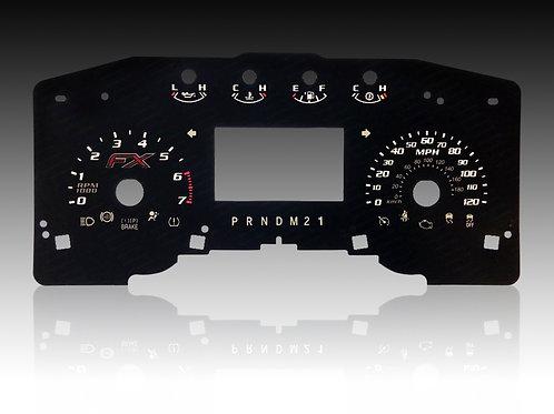 2011-2014 - Ford F-150 FX (MPH/SHIFTER - PRNDM21)