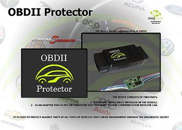 OBDII Protector