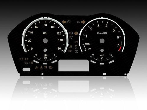 2016-2018 - BMW X1 (MPH)