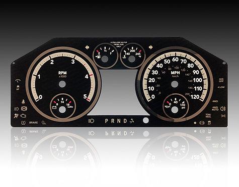 2009-2012 Dodge Ram Diesel (MPH)