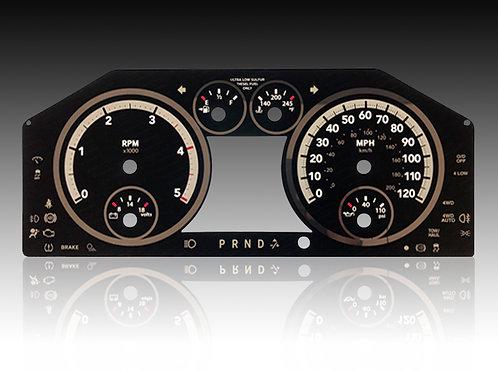 2009-2012 - Dodge Ram Diesel (MPH)