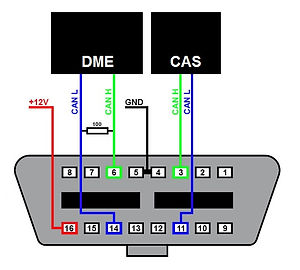 DME-and-CAS-Wiring-diagram-For-Autohex-I