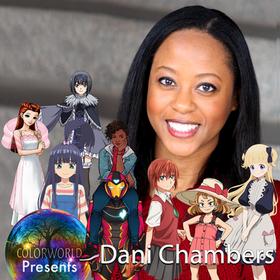 30 Min 1-1 Hangout Dani Chambers