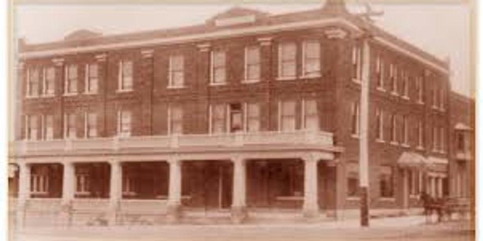 April 30th Paranormal Investigation at Historic Karsten Inn in Kewaunee Wi.