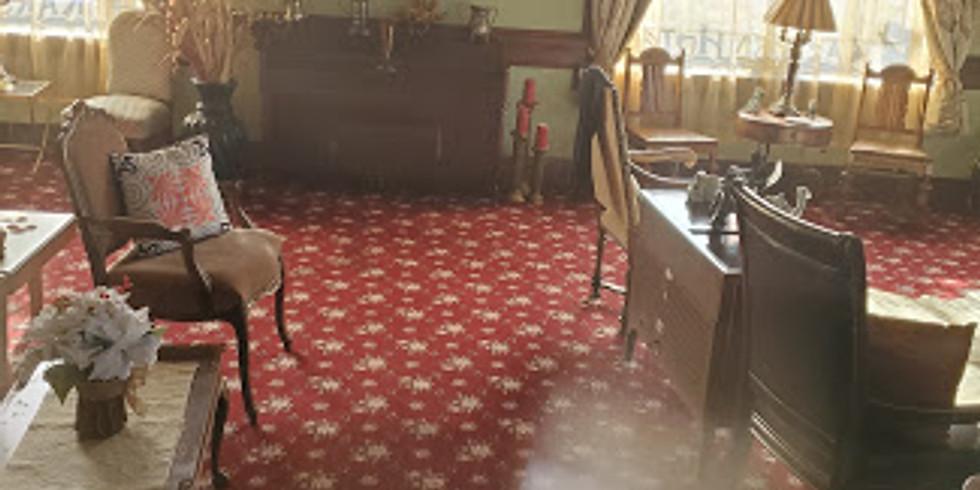 April 17th Paranormal Investigation at Historic Karsten Inn in Kewaunee Wi.