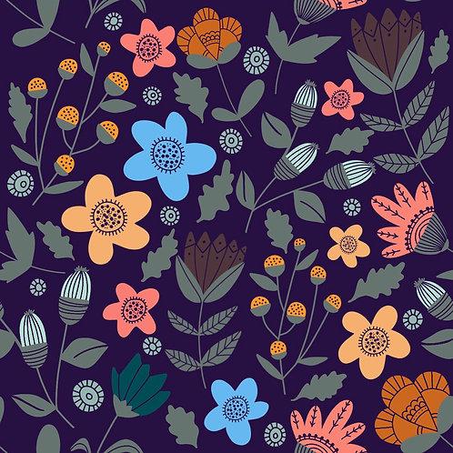 Pattern - Botanical Bliss