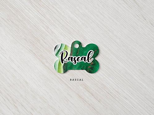 Rascal Green Agate