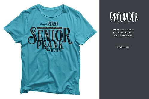 PREORDER - Senior Prank
