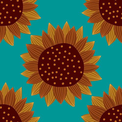 Pattern - Sunflora