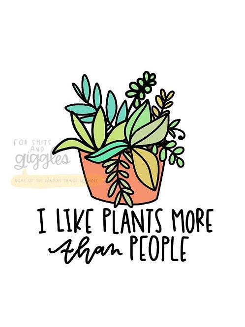 I Like Plants