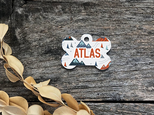 Atlas Mountain