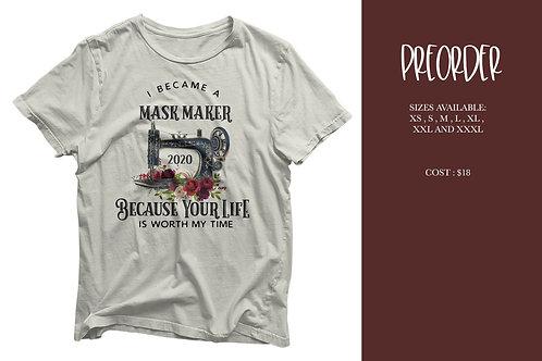 PREORDER - Mask Maker