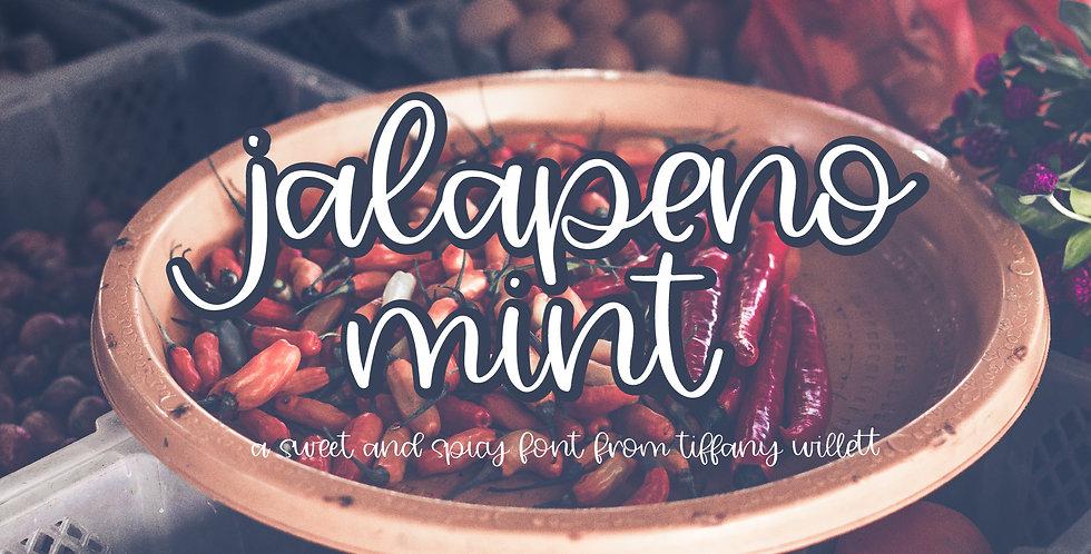 Jalapeno Mint