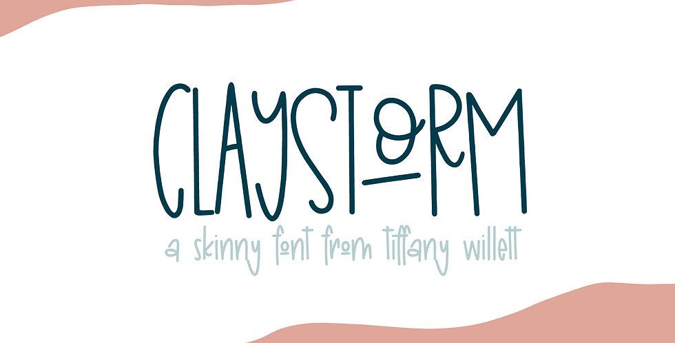 Claystorm