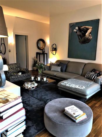 Interior Design - eclectic Living Room