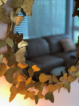 """Details: """"Blush Living Room"""""""