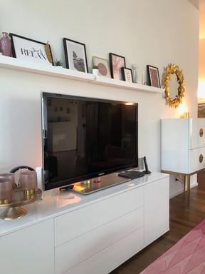 Kundenreferenz: Blush Living Room - Details