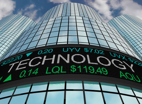 October Update - Tech stocks continue to drive markets
