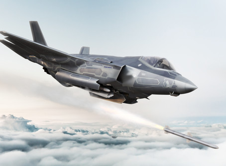 Lockheed Martin & Northrop Grumman: Two aerospace and defence companies taking flight
