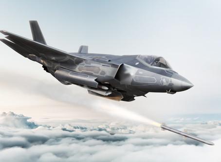 Lockheed Martin & Northrop Grumman: Two aerospace and defence companies taking flight