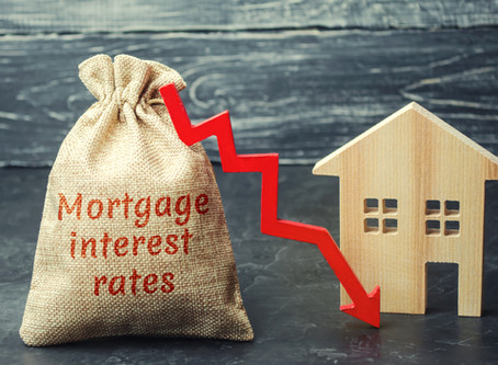 Refinancing Property in the Wake of Interest Rate Cuts