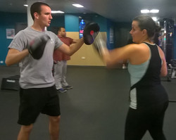 Personal Training in the Gym