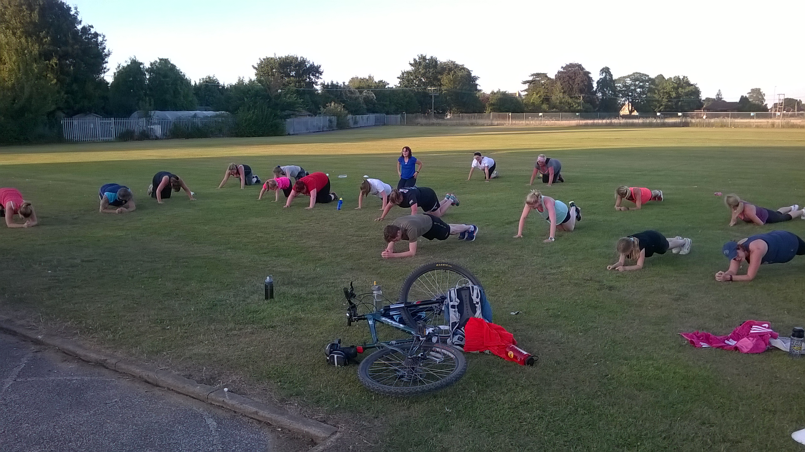 Watton Outdoor HIIT