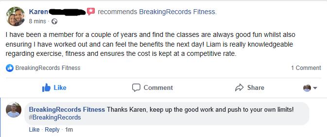 Karen Member Feedback