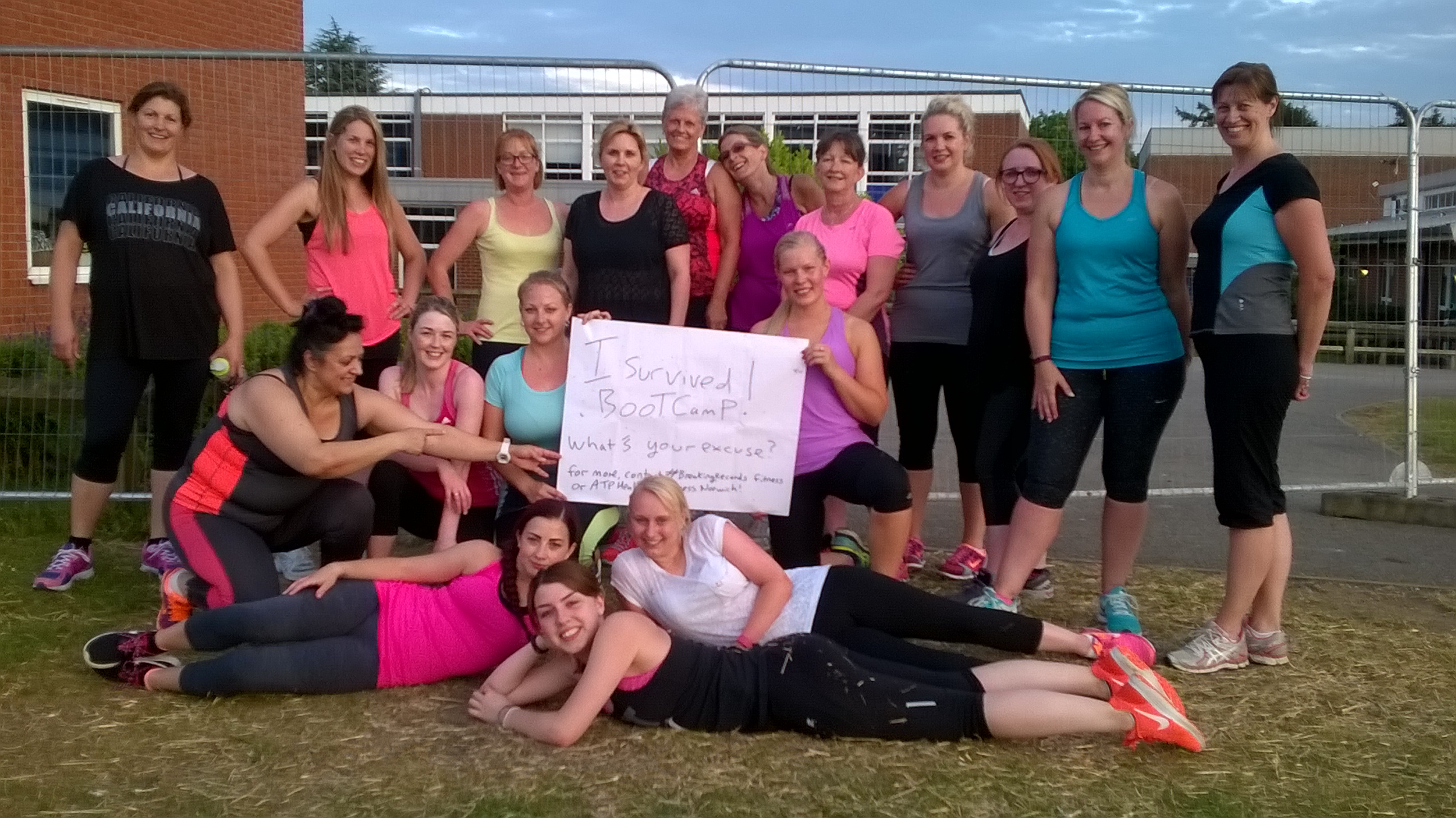 Dereham Bootcamp Survivors