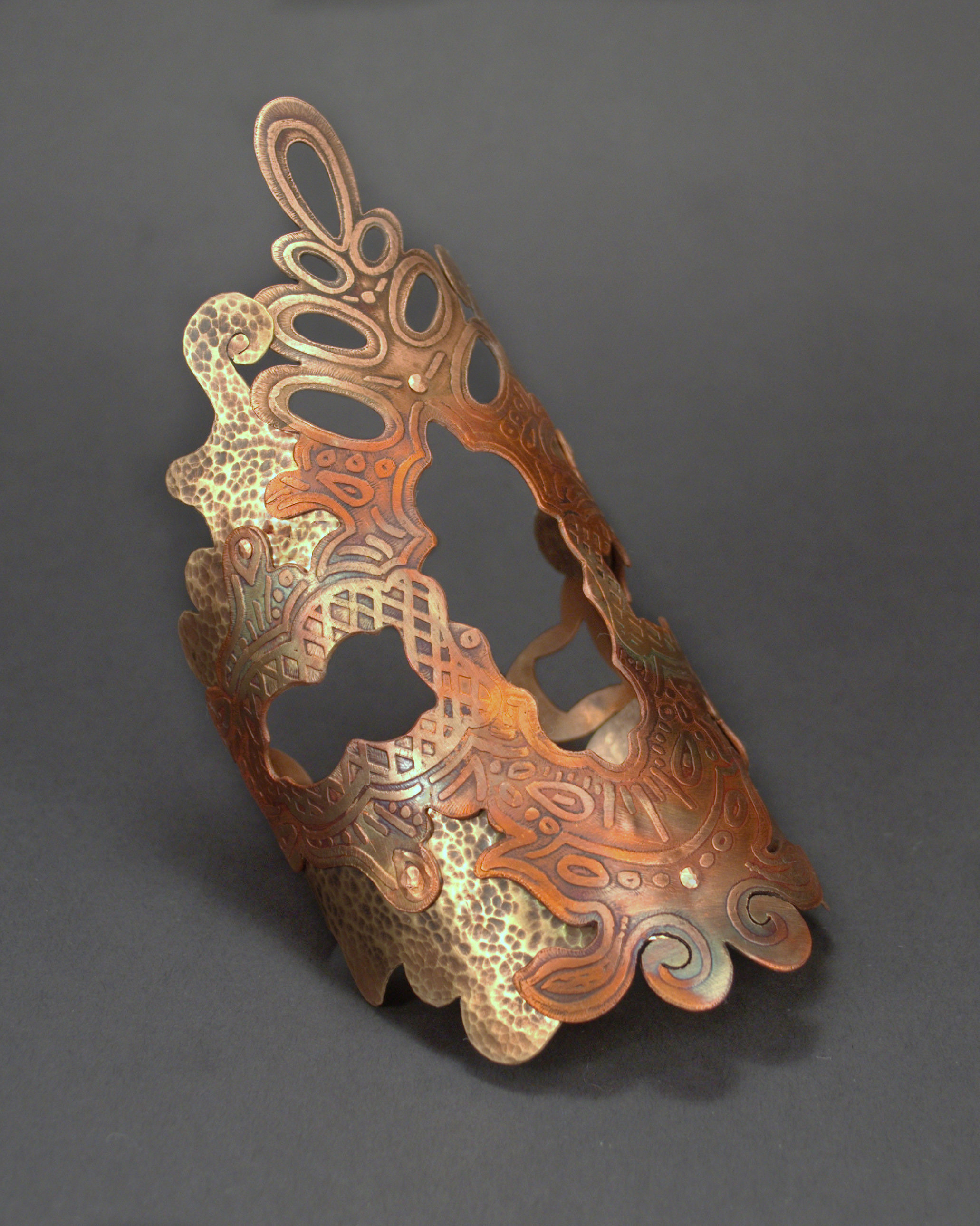 Dawna_Gillespie_copper_brass_cuff_Aberration-001