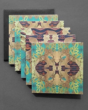 Set of 5 Notecards