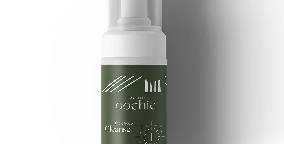 Black Soap Foaming Cleanser