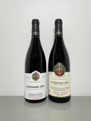 Coffret Tastevinés (2 bouteilles)