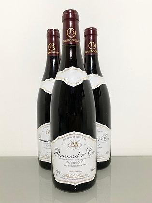 "Pommard 1er Cru ""Charmots"" (3 bouteilles)"