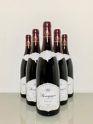Bourgogne Pinot Noir (6 bouteilles)