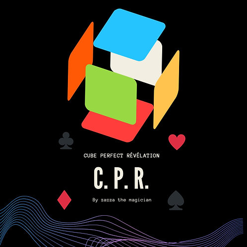 C.P.R. Cube Perfect Reveletion By Zazza The Magician