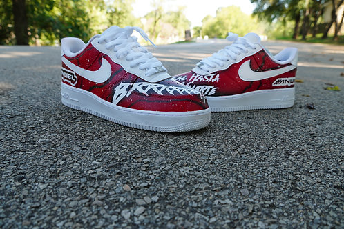 Anuel AA INSPIRED Air Force 1